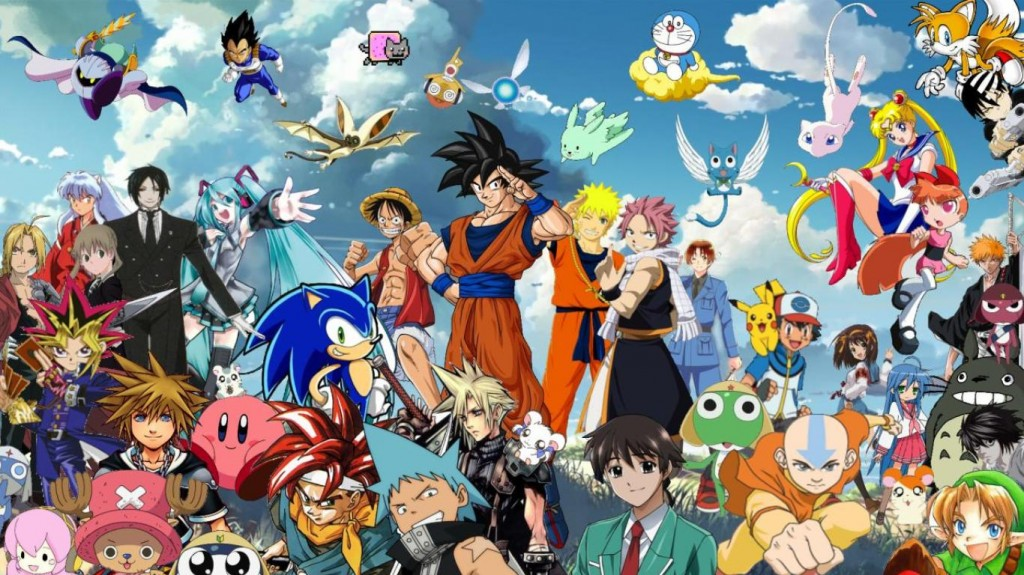 Anime Characters Games : What does anime the various shows their mythos mean to