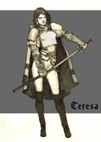 Teresa by AlexPascenko