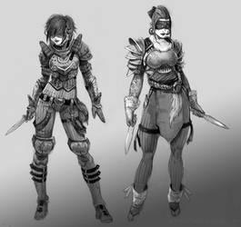 Females commission