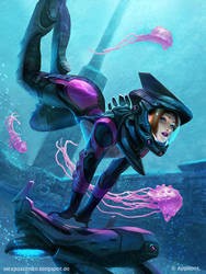 underwater 01 by AlexPascenko
