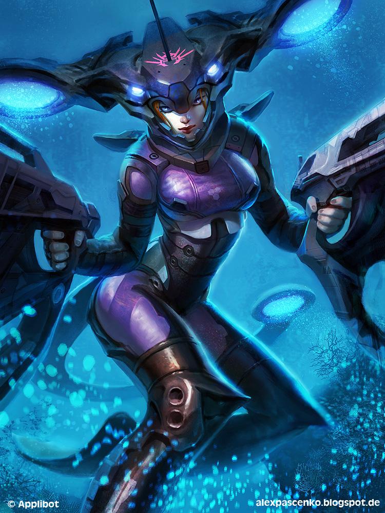 Underwater Advanced