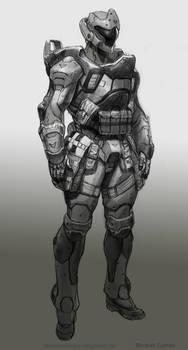 Heavy infantry Manticore