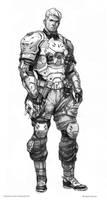 Fusilier by AlexPascenko