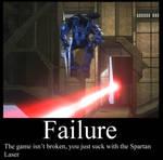 Failure - Demotivational