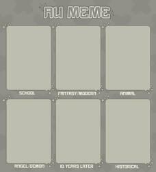 Alternate Universe Meme