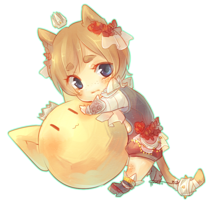 :TRADE: Shion for Bunnily by Chuuchichu
