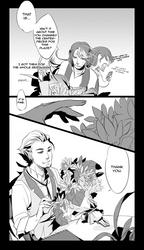 Lugia x Ho-oh : Sunflowers [pg2]
