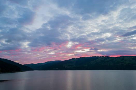 Bicaz lake