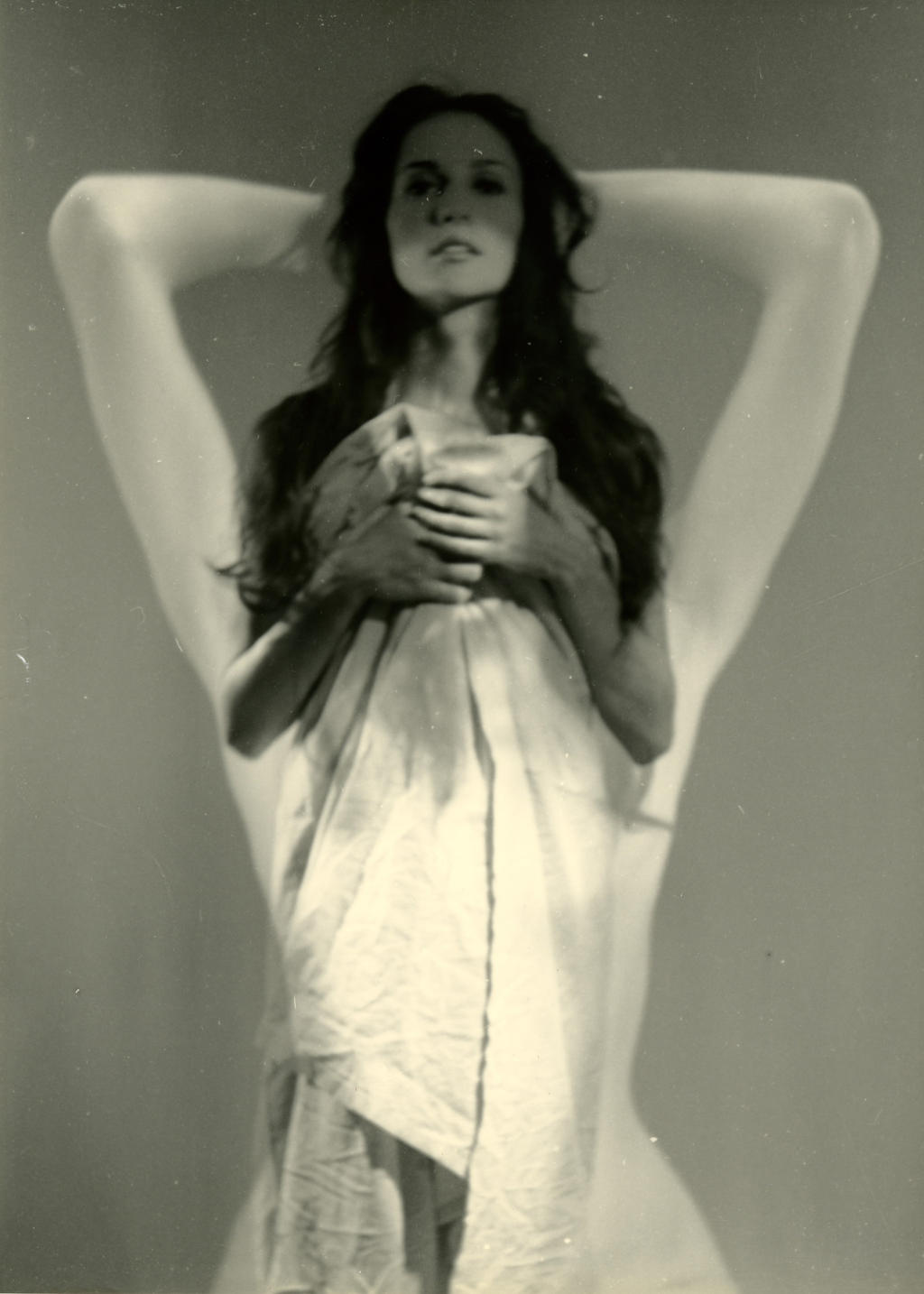 Francesca double exposure by Robin-Bervini