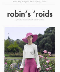 My tumblr page by Robin-Bervini