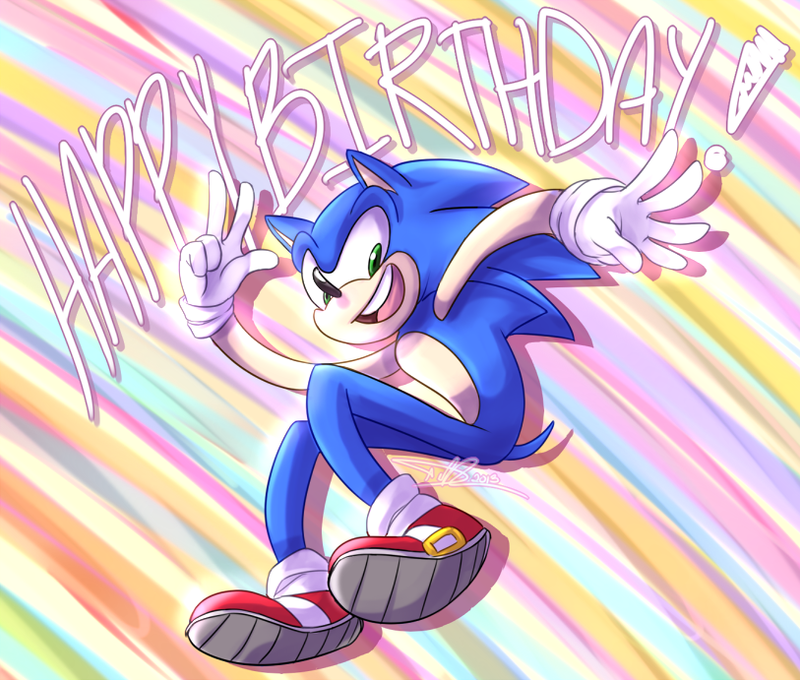 Birthday Boy by ProSonic
