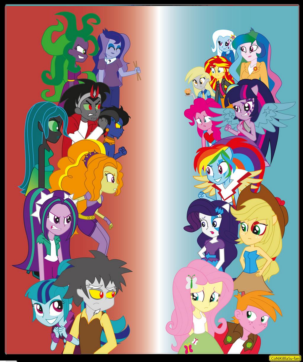 equestria girls 2