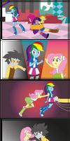 Bride of Discord Equestria girls ep 9 (prototype)