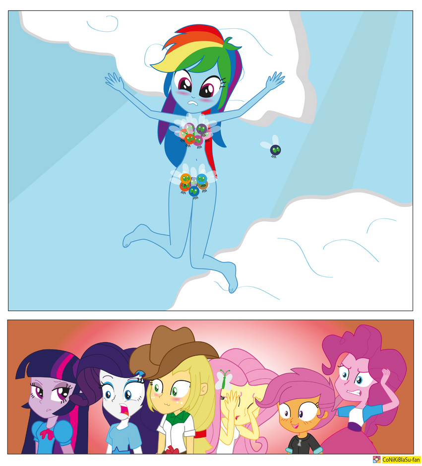 My little pony equestria girls naked
