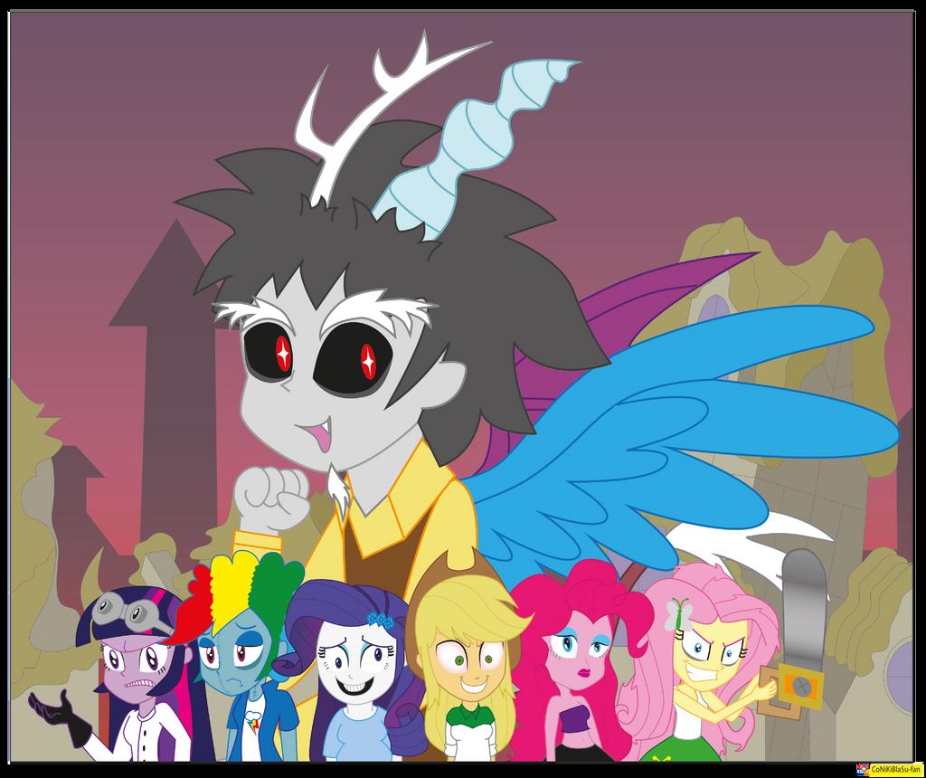 My Little Pony Friendship Is Magic Friends Across Equestria