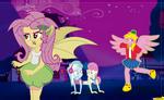 Do princesses dream of magic - equestria girls