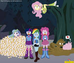 28 Pranks Later - Equestria girls - MLP
