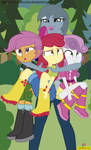 The Fault In Our Cutie Marks -Equestria Girls by CoNiKiBlaSu-fan