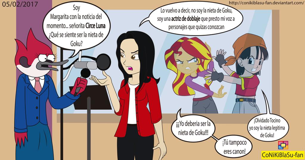 tributo a Circe Luna y sus personajes by CoNiKiBlaSu-fan