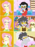 Discordant Harmony - Equestria Girls  (meme) by CoNiKiBlaSu-fan