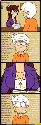 Lyra Loud and Lincoln (COMISSION)