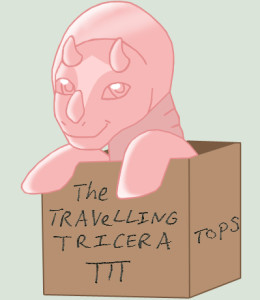 TheTravellingTricera's Profile Picture