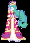 Princess Celestia - Coronation