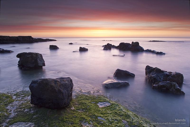 Islands by jamesholephoto
