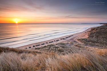 Dune Glow by jamesholephoto
