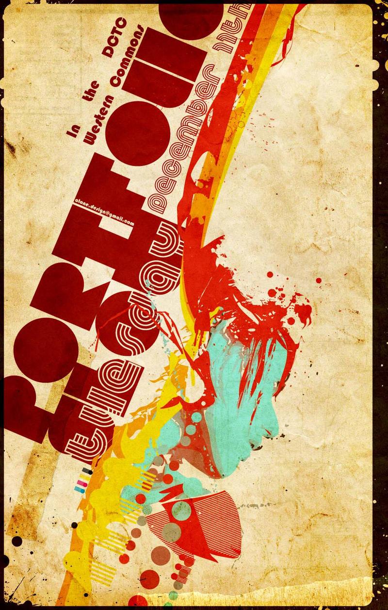 Portfolio Show v3 by atone-d