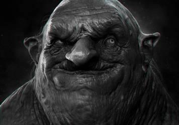 The Goblin Servant