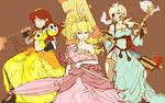 WIP II Torn Princesses