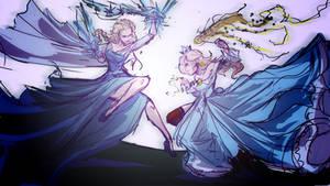 Rosie Vs Elsa
