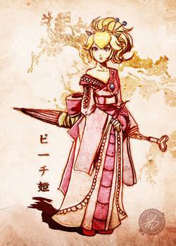 Kimono Peach - Revamped