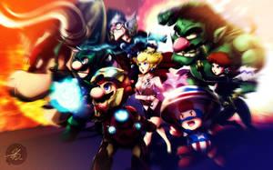The Mario Avengers - Revamp