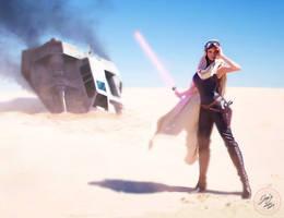 Mara Jade Skywalker by Jay-Phenrix