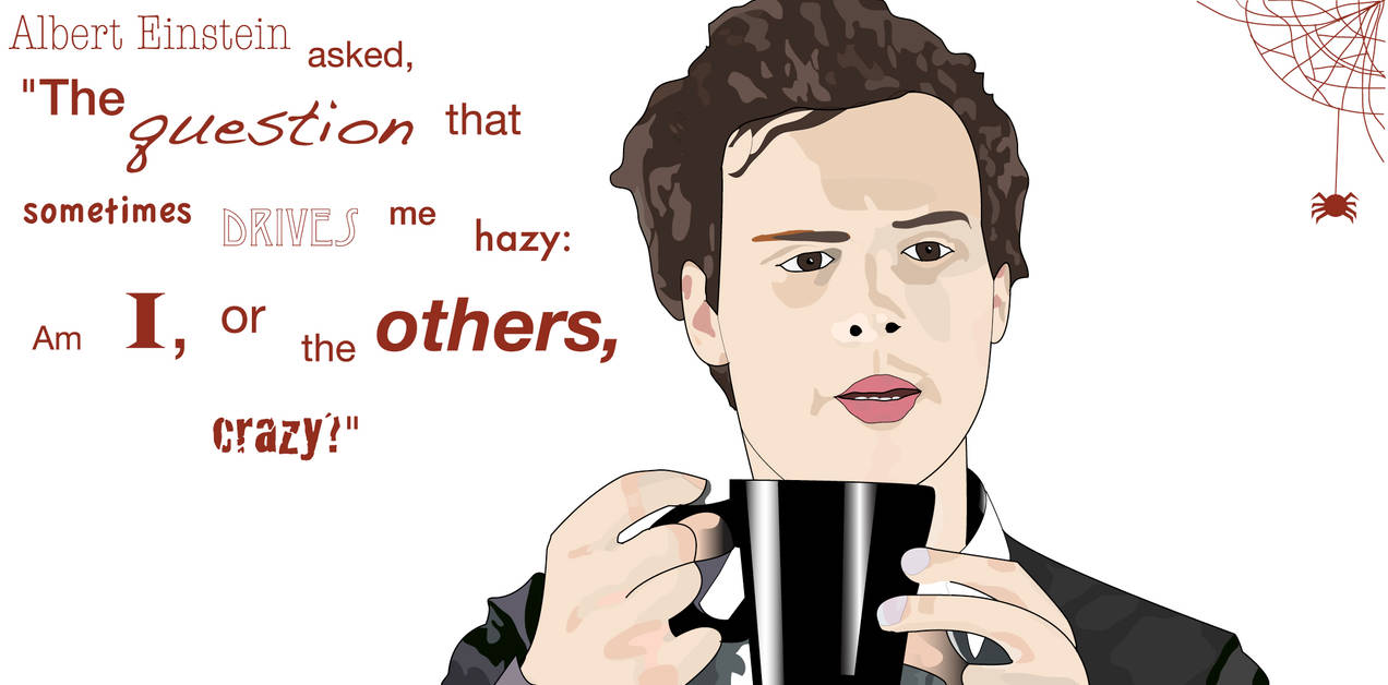 Dr. Spencer Reid: Coffee and a Quote by aspectofdesign on ...