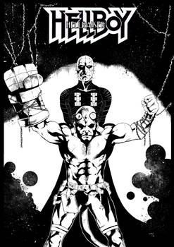 Hellboy // Hellraiser