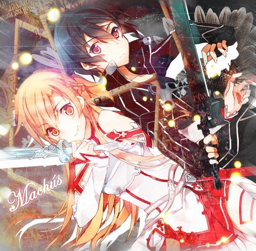 Sword Art Online - ID by Machus-san