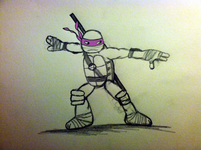 Donatello by Gia3137