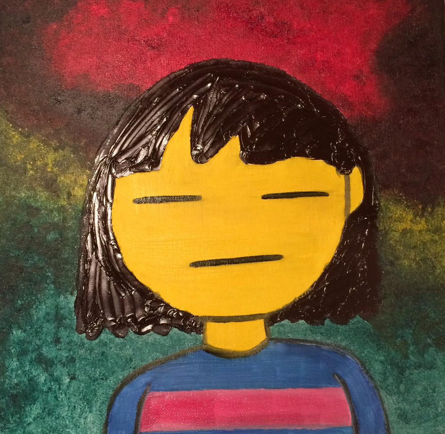 Frisk by Gia3137