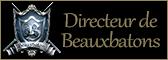 Beauxbatons Headmaster