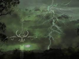 Dragon Sword by CultusSanguine