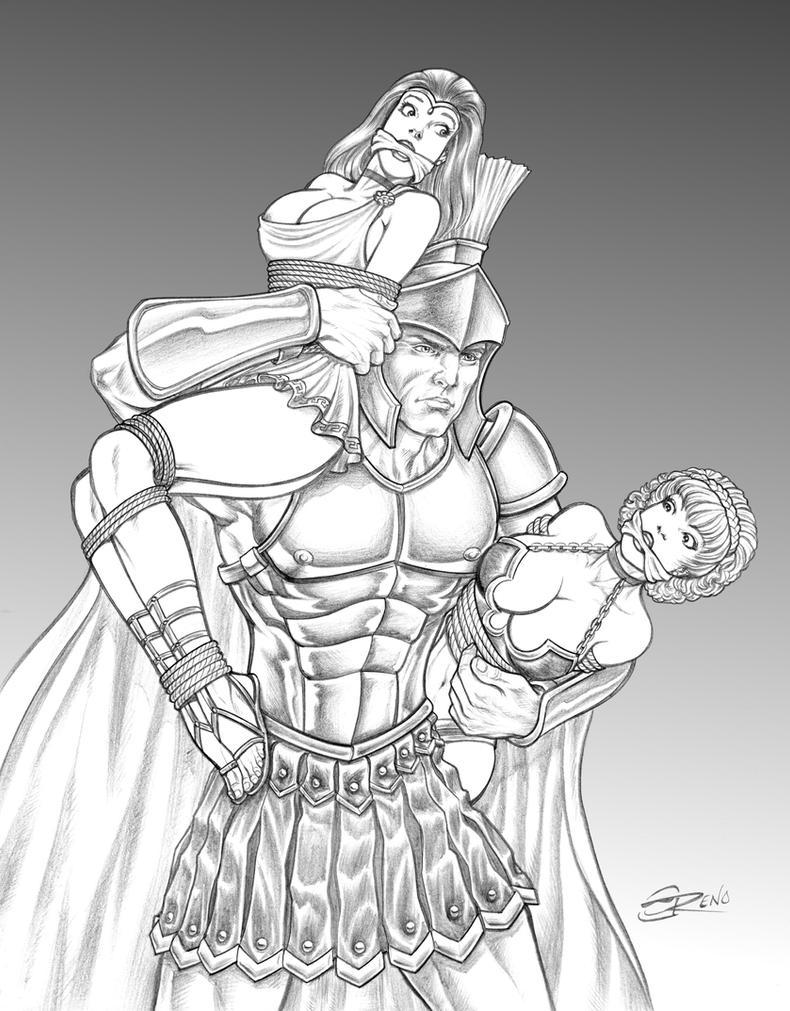 Gladiator by steveoreno