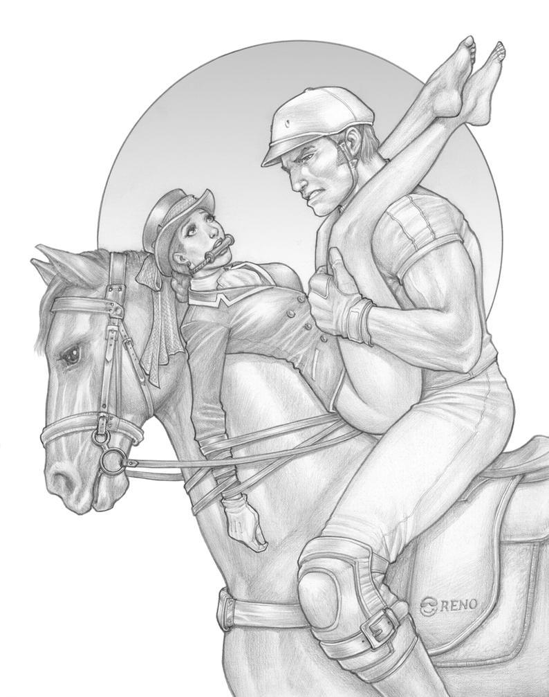 EquestRestrain by steveoreno