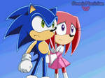 Sonic X: Sonic Protects Naomi