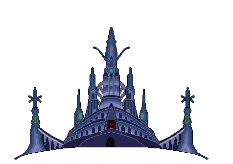 castle of mewtwo by Andmetalxp