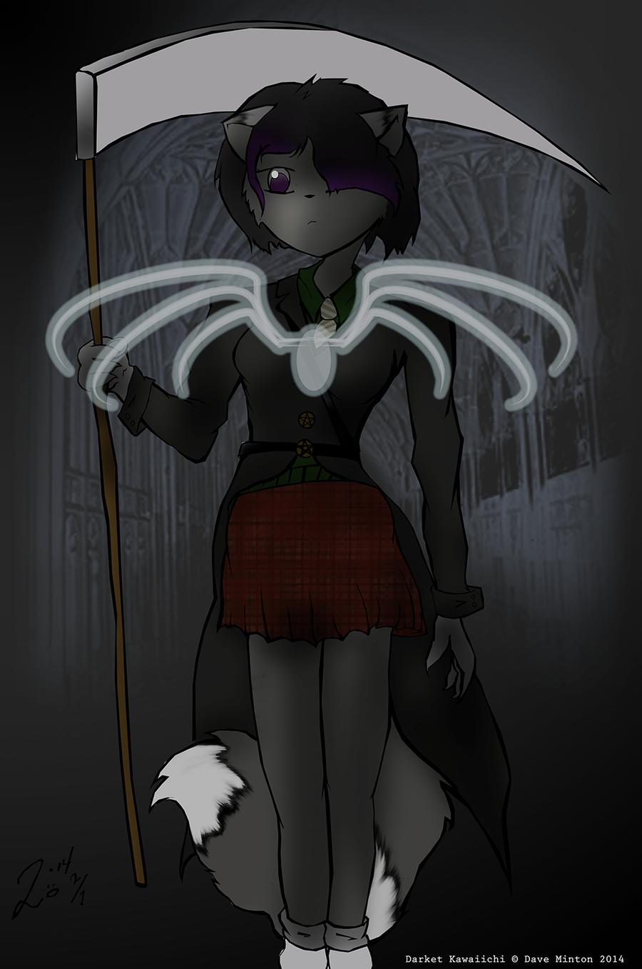 Darket: School Time by CelixDog04