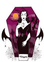 Horror Ladies: Vampira