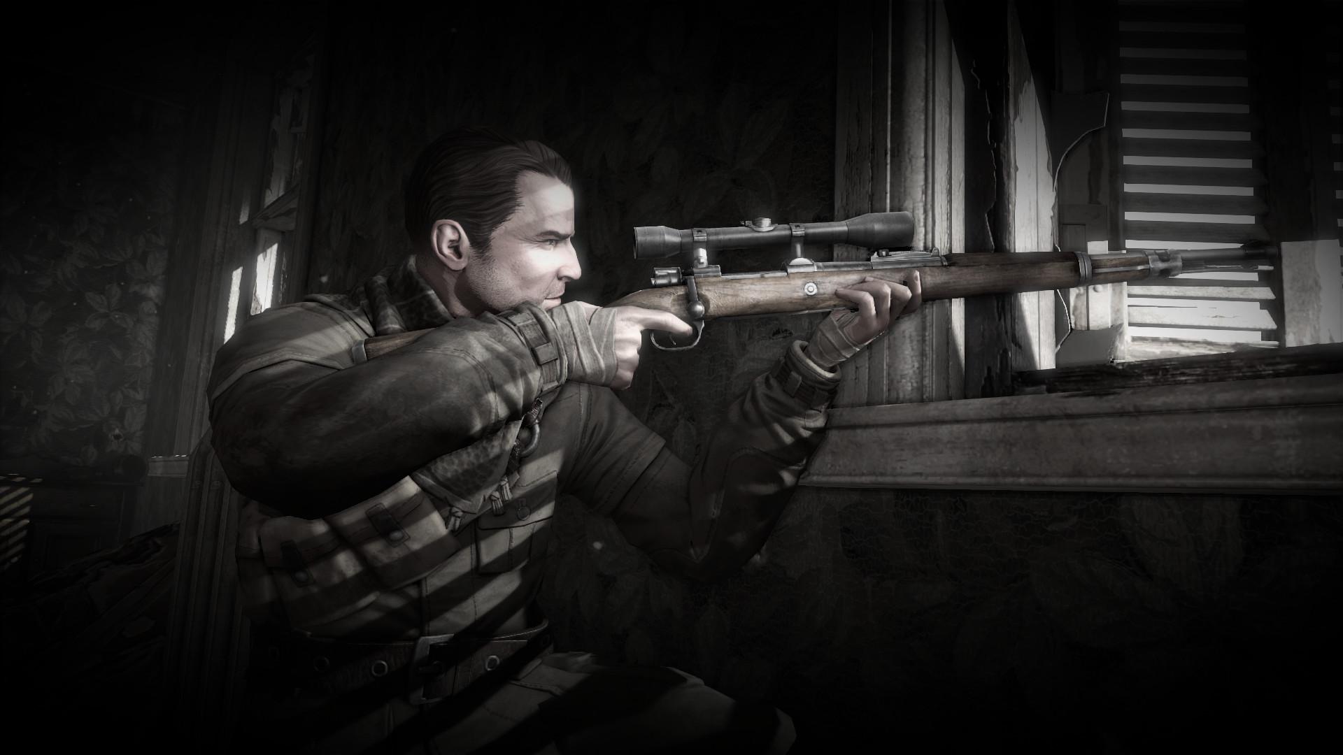 Sniper Elite 3 Wallpaper: Karl Fairburne Wallpaper (Sniper Elite V2) By Ultimatum227